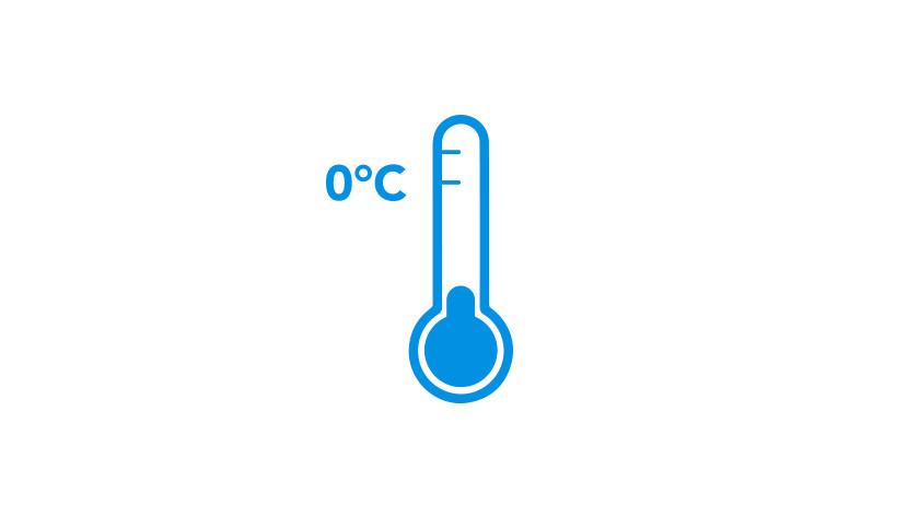 Thermometer (0 graden) visual