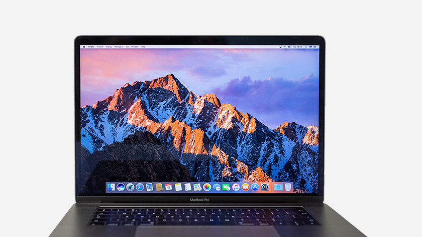 MacBook Pro Touch Bar fond d'écran