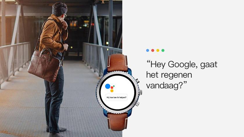 Google Assistent en de auto