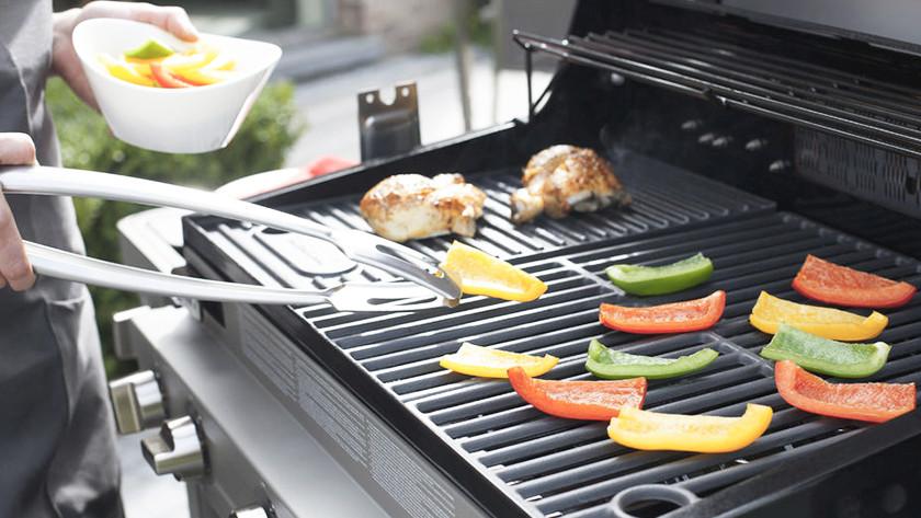 Ajuster température barbecue à gaz