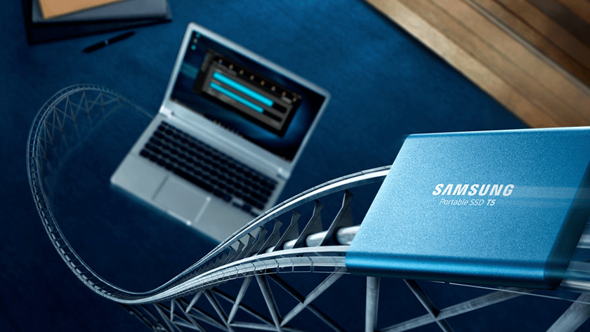 SSD rapide