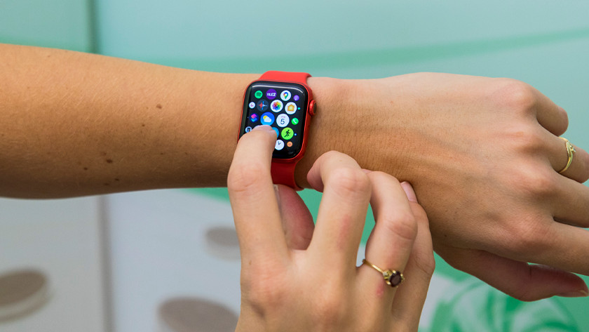 Apple Watch Series 6 snelle chip