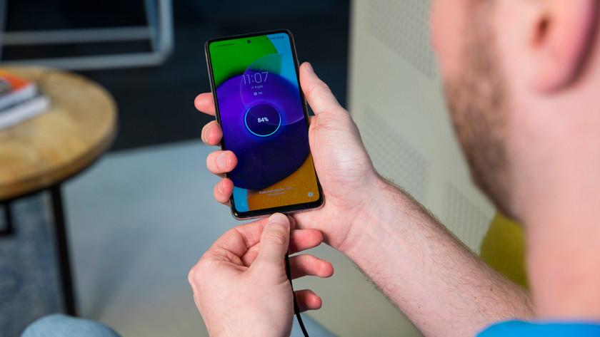 Levensduur batterij smartphone