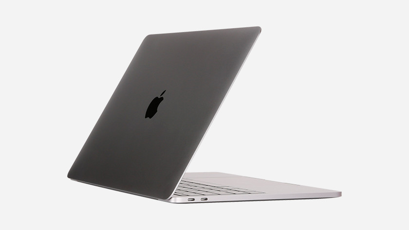 Apple MacBook Pro 13 inch 2019 valt uit