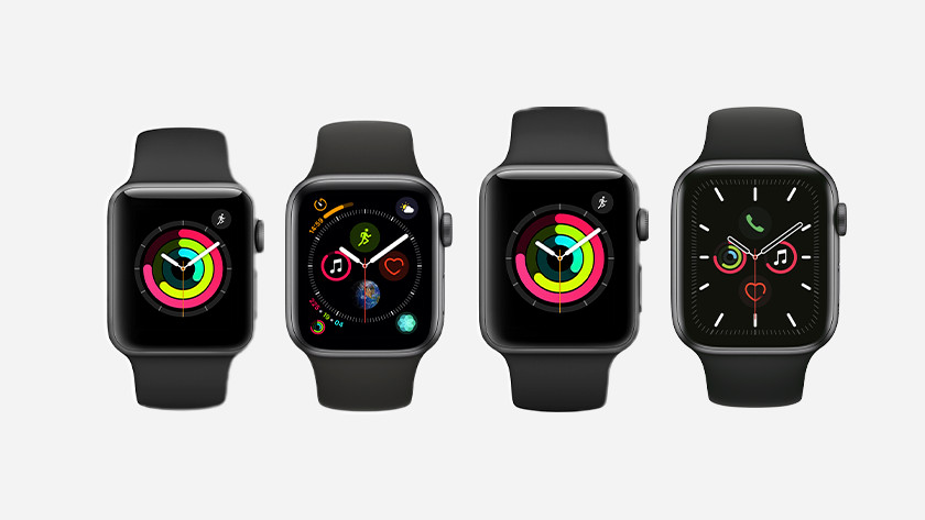 Formaat Apple Watch