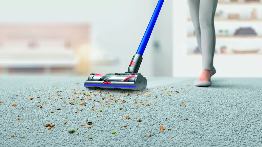 Floor types and vacuums