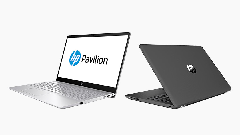 Ordinateur portable HP Pavilion.