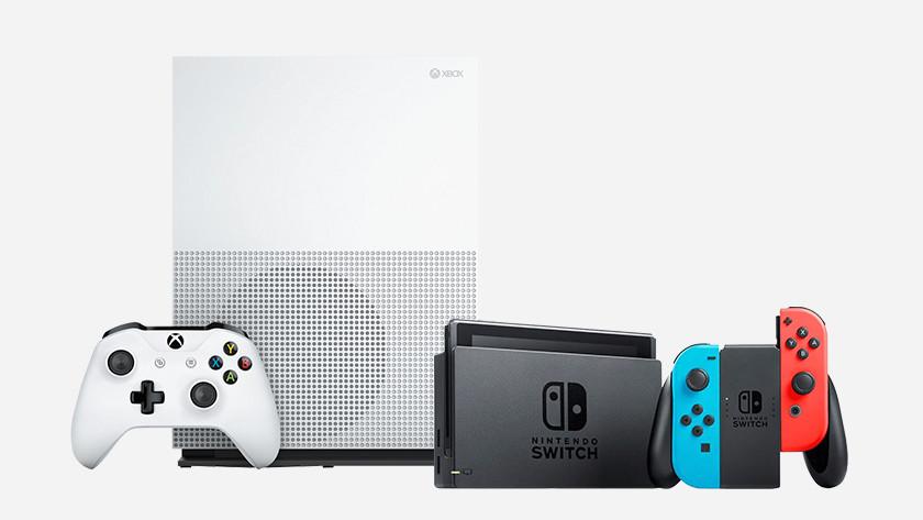 De nieuwste consoles