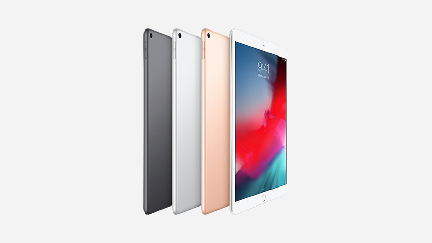 Finitions Apple iPad Air (2019)