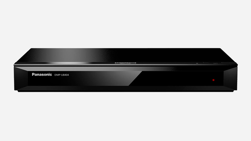 Blu-ray player and network player