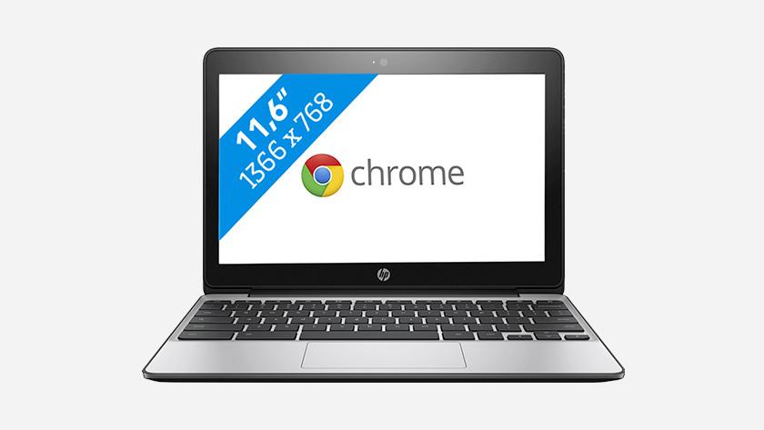 Chromebook HP.