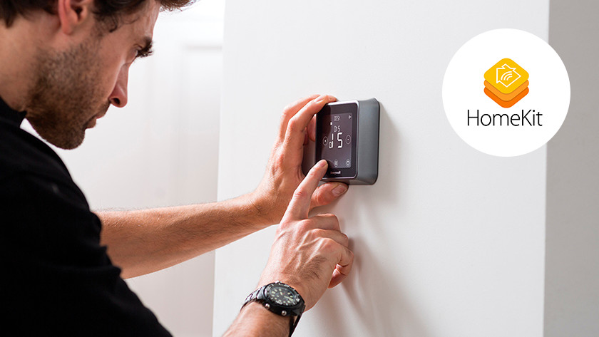 Connecter l'Apple HomeKit