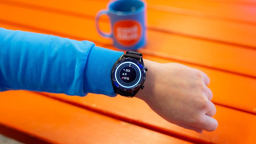 Huawei Watch GT screen