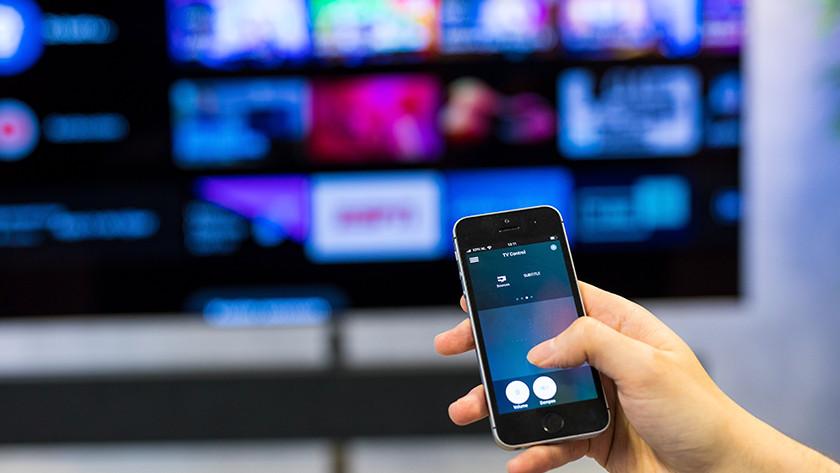 Stream media vanaf je NAS met chromecast of apple tv