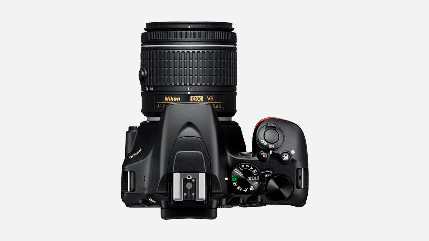 Gebruiksvriendelijkheid D3500