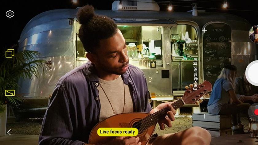 S8 live focus banjo