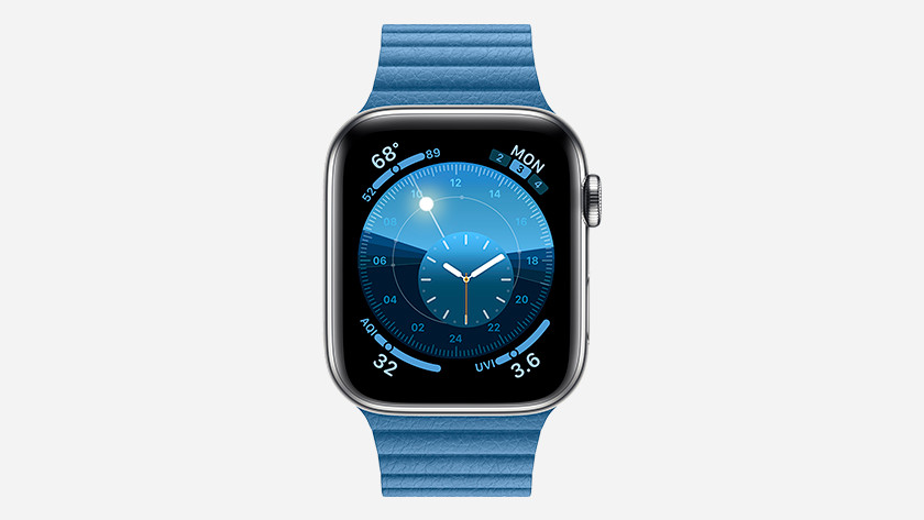 Mise à jour Apple watchOS 6
