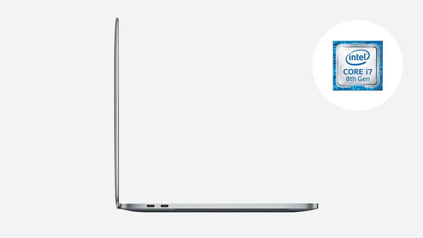 Apple MacBook Pro 13 inch processor