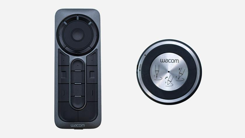 Express Key afstandbediening knoppen gemak gebruiksgemak