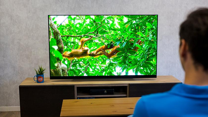 LG E9 OLED beeldkwaliteit