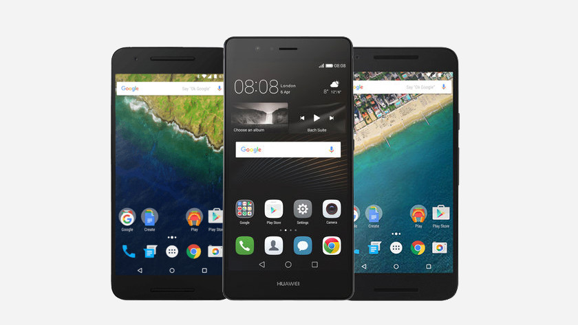 Welke smartphone Android for Work