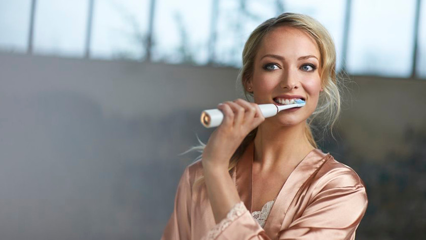 The user-friendliness of a sonic toothbrush