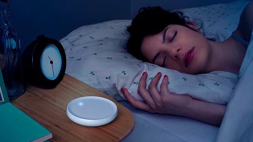 DoDow Sleep Aid op nachtkastje