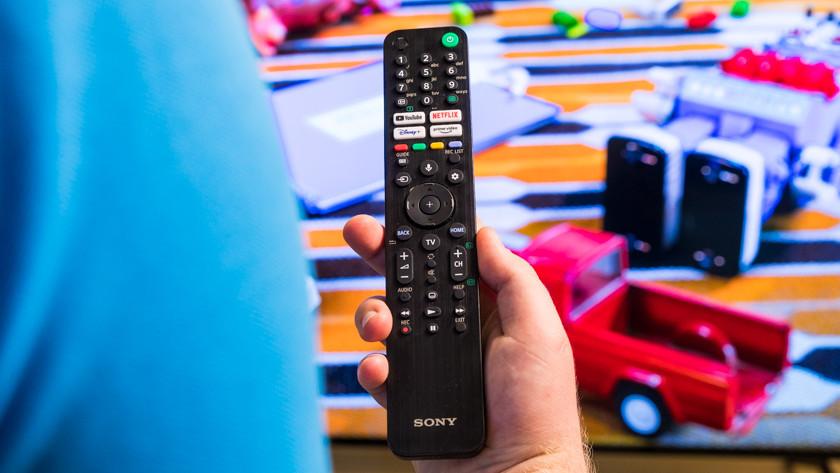 Sony tv installeren