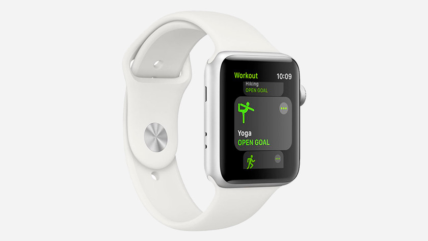 Sporten met Apple Watch