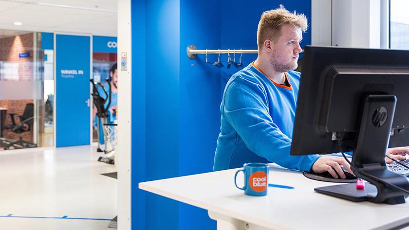 Tips werkplek ergonomie monitor