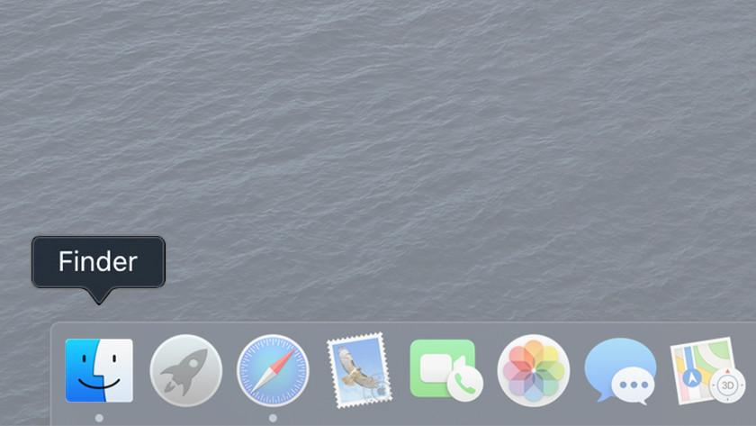 Apps verwijderen Mac