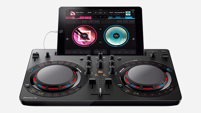 DJ software smartphone and tablet