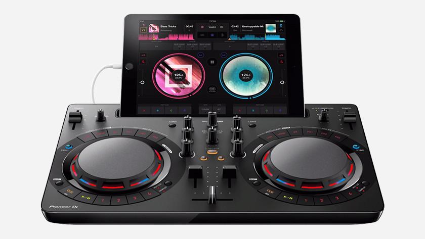 DJ software smartphone en tablet