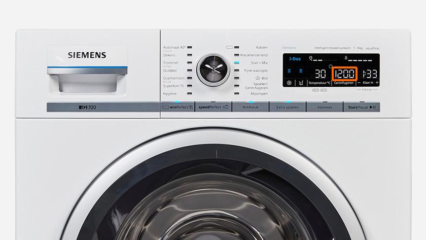Washing machine 1200RPM
