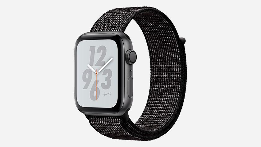 Sélectionner les réglages Apple Watch