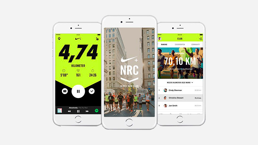 Useful sports apps