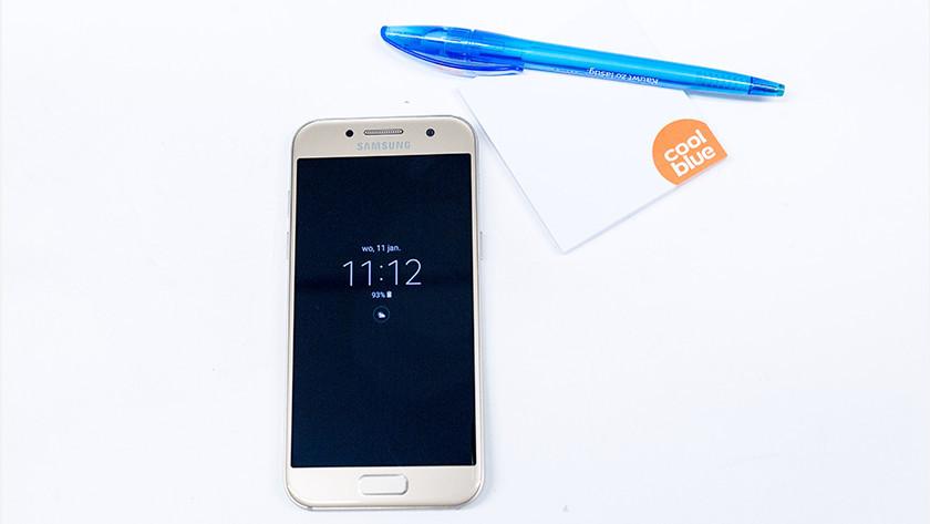 Samsung Galaxy A3 scherm