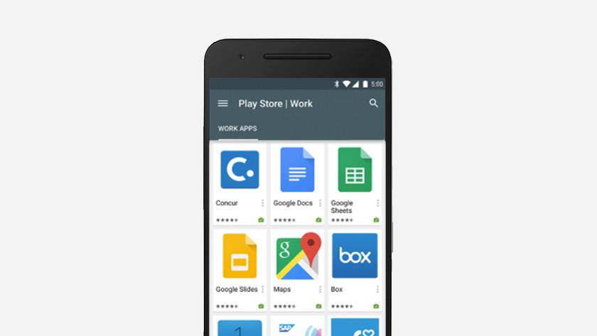 Android zakelijk apps