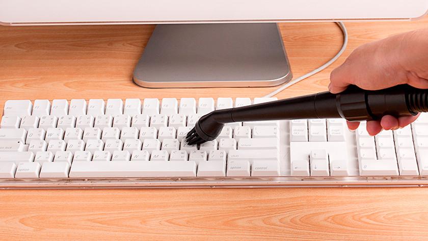 Bien nettoyer le clavier