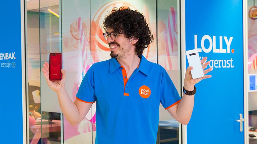 welke smartphone kopen vergelijken