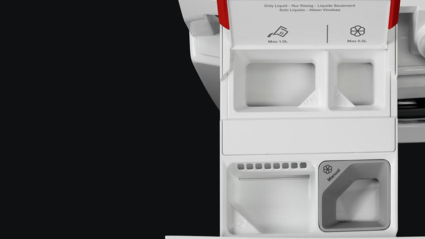 AEG AutoDose technologie