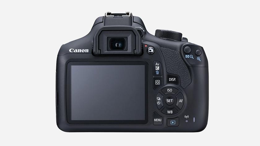 Scherm Canon 1300D