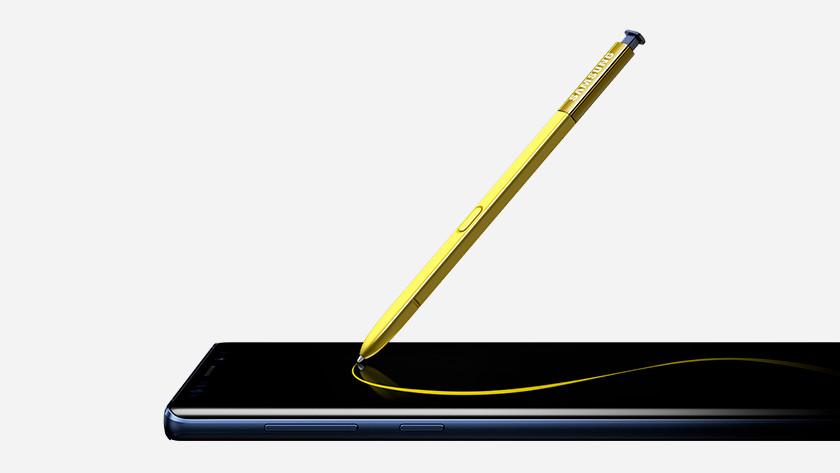 S Pen Note 9