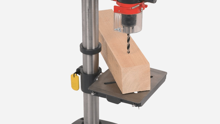 What will you use a pillar drill for?