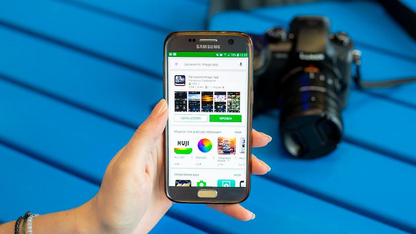 Panasonic Image App downloaden