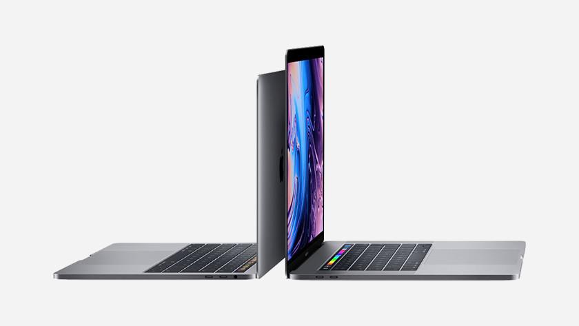MacBook scherm