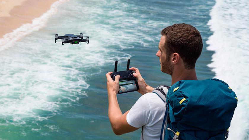 Regels van drones in het buitenland
