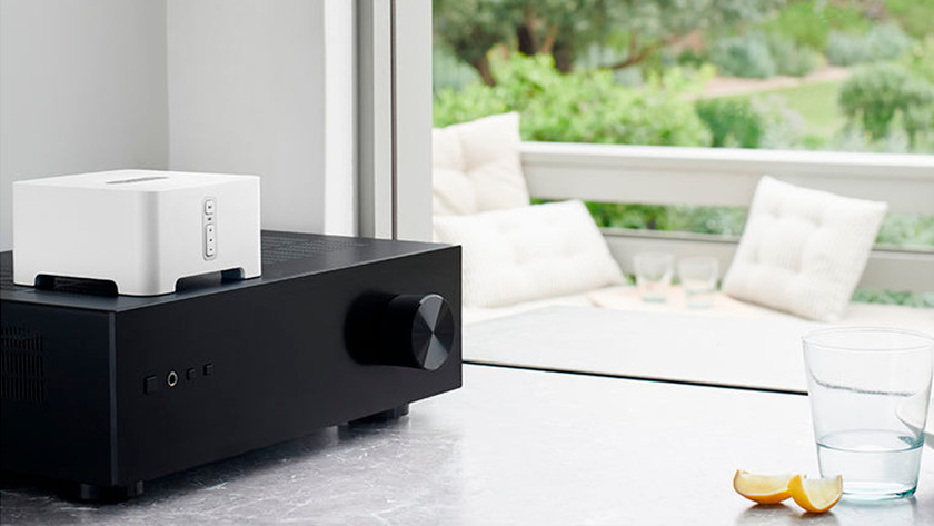 Sonos Connect and Connect: Amp