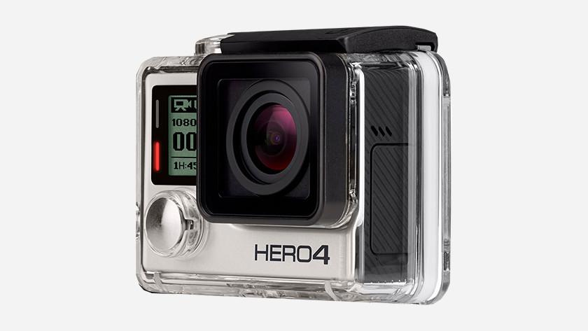 Uiterlijke kenmerken GoPro HERO 4