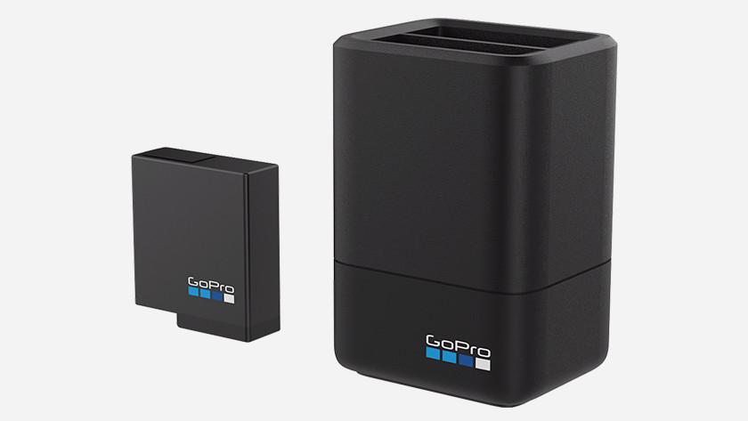GoPro Double chargeur de batterie + Batterie